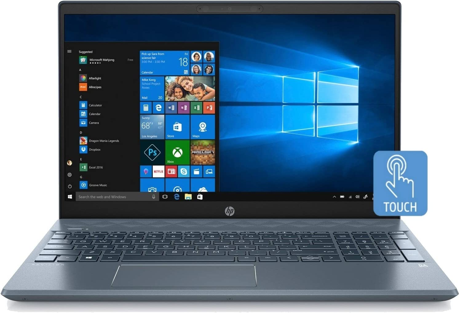 hp gaming laptop with mx250 graphic card