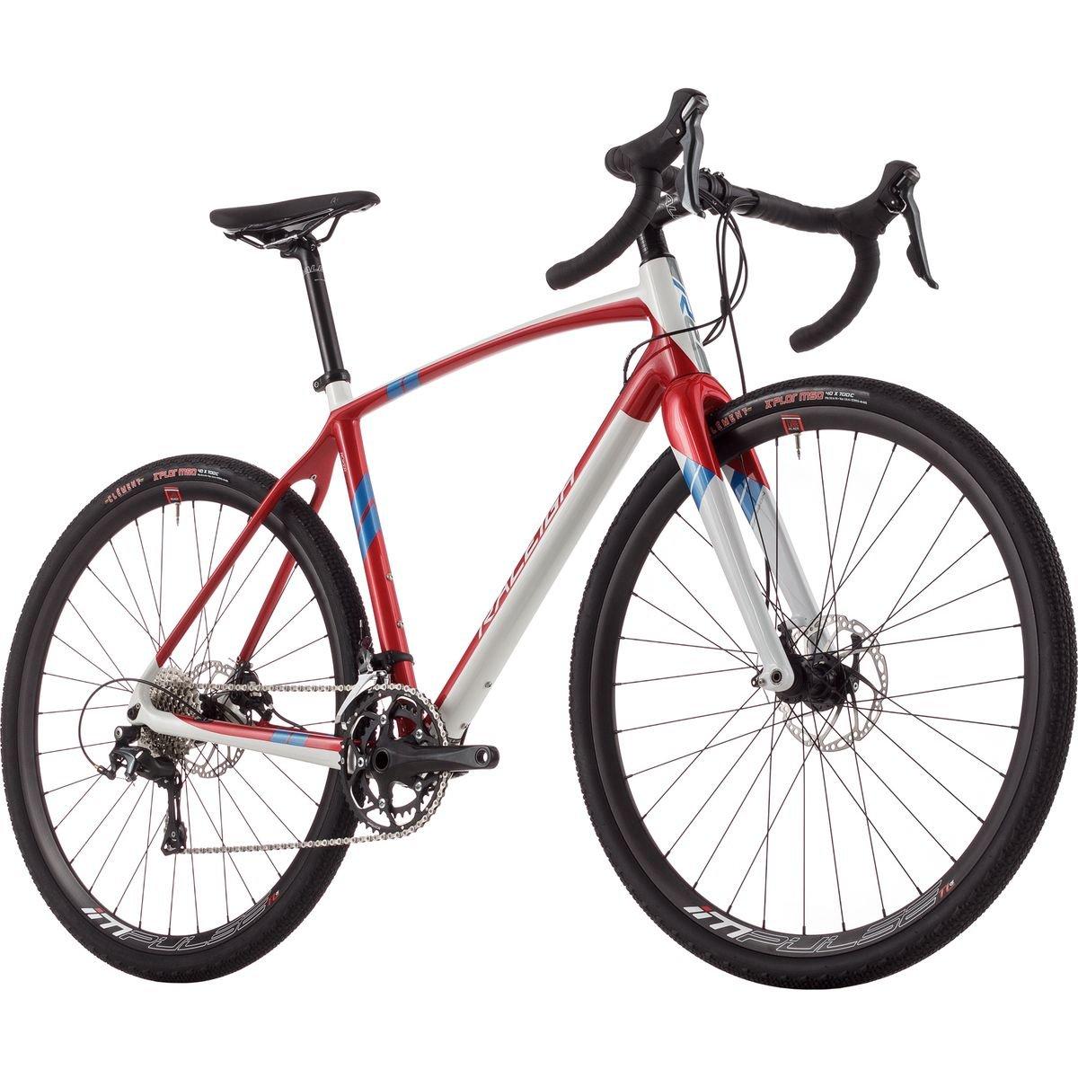 Raleigh RokerスポーツComplete Bike – 2016 B01HPFCOOCレッド 54cm