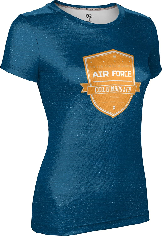 ProSphere Women's Columbus AFB Military Heather Tech Tee