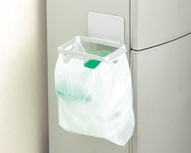 吉川国工業所『Mag-On(マグ-オン)8071 ゴミ袋ホルダー(吸盤付き)』