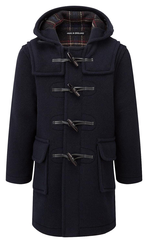 Manteau pour Enfant Fille Garçon Mixte Bleu Marine