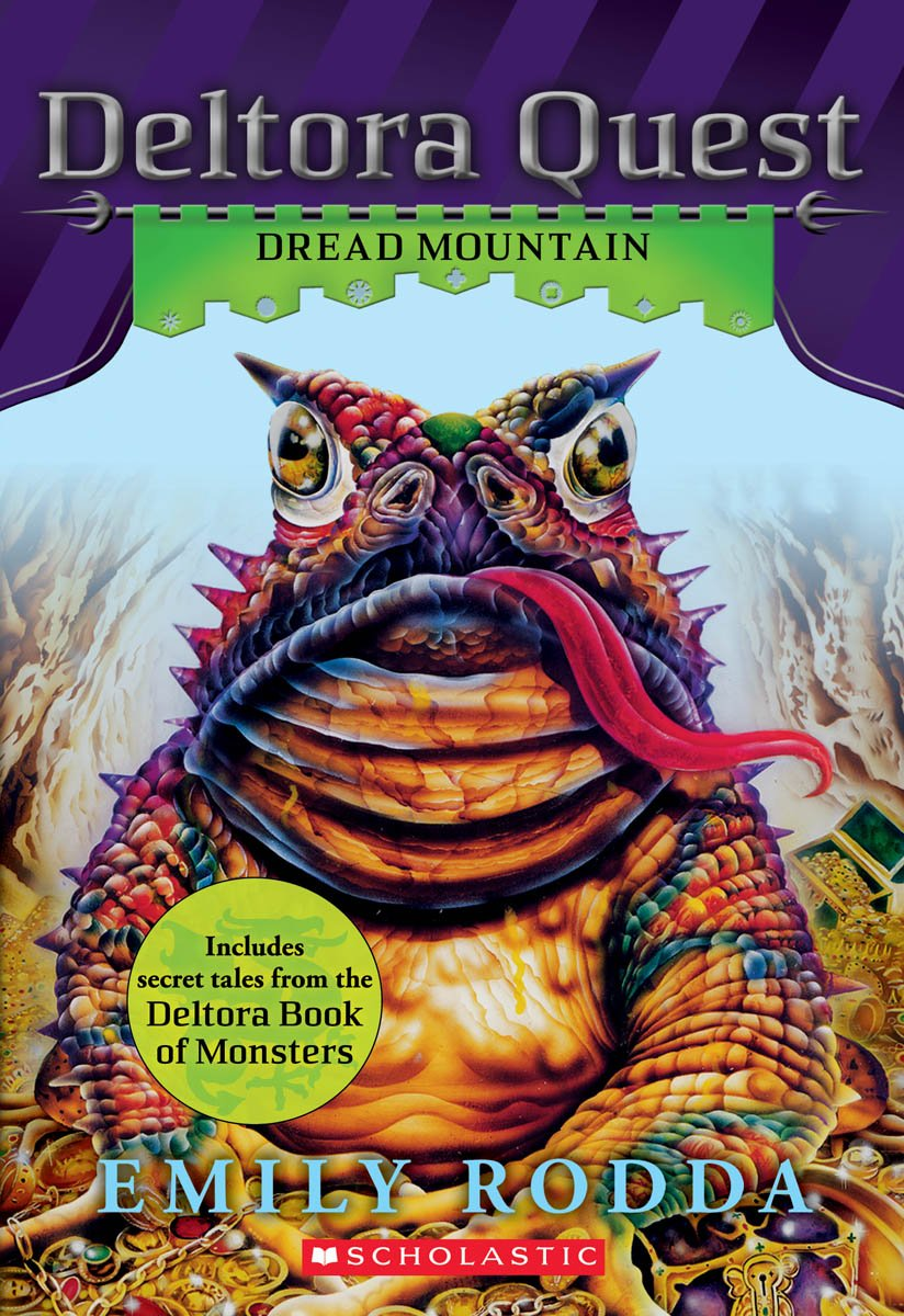 Deltora Quest #5: Dread Mountain: Emily Rodda: 9780545460248: Amazon:  Books