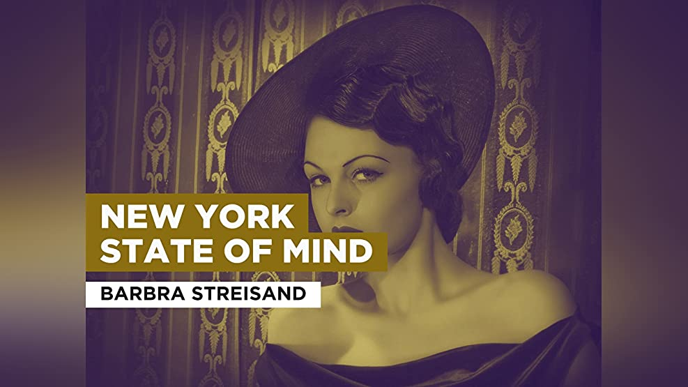 New York State Of Mind in the Style of Barbra Streisand