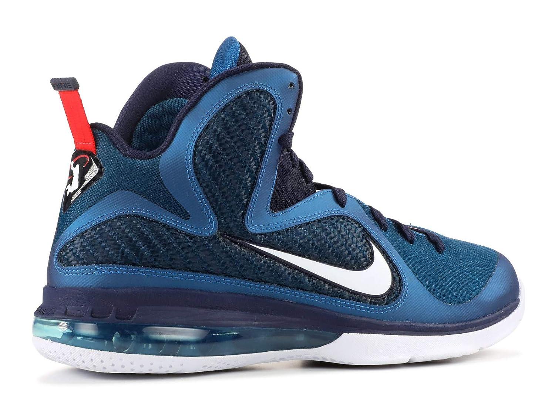 the latest a82b4 31c5b Amazon.com   Nike LeBron 9 Griffey (469764-300)   Basketball