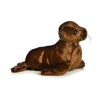 """Aurora Plush Flopsies California Sea Lion 8"""" Plush: Toys & Games"""
