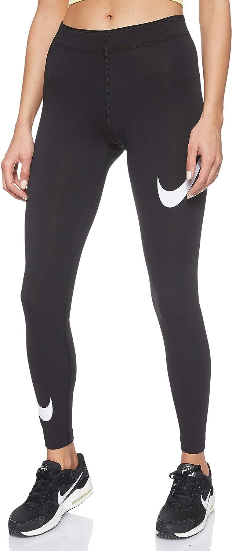 NIKE W NSW Legasee Lggng Swoosh Pantalones de Deporte Mujer