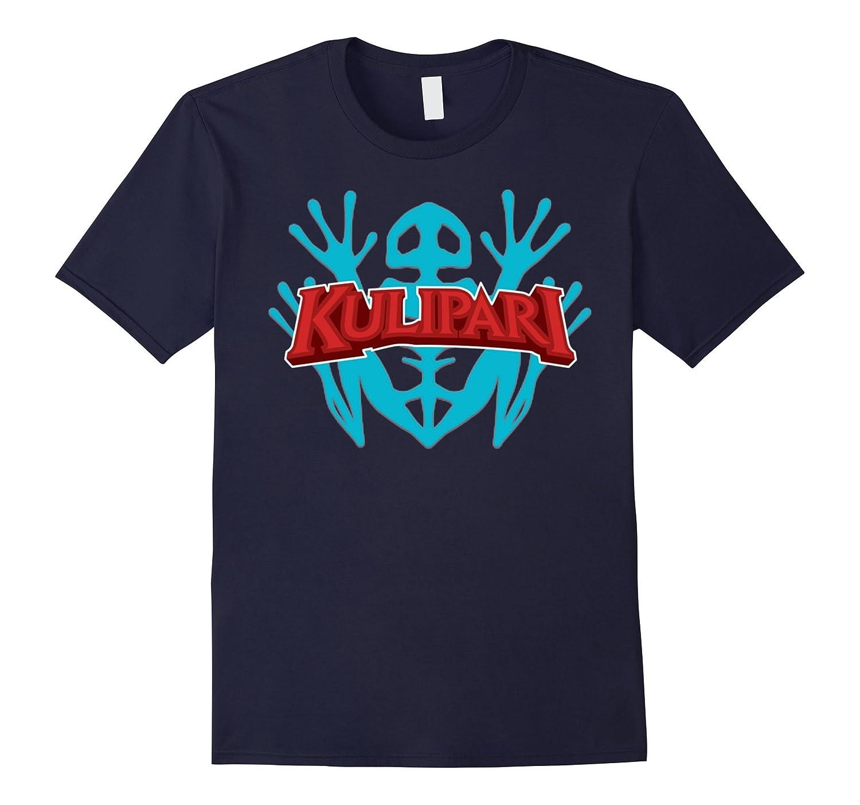 KULIPARI BIG FROG LOGO T-shirt-FL