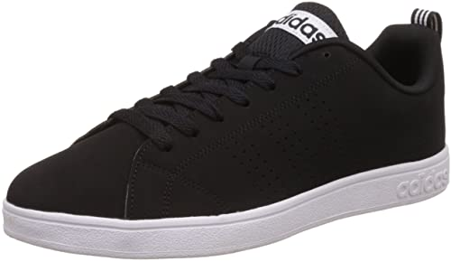 best service 927c5 edcc4 adidas neo Mens Vs Advantage Clean Cblack and Ftwwht Sneakers - 8 UKIndia  (