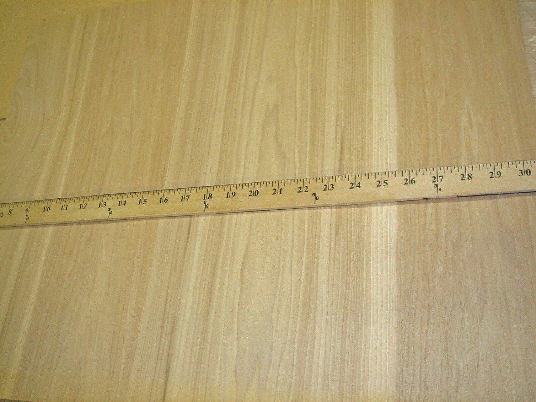 "48/"" x 96/"" Pecan//Hickory Veneer Plain Sliced Wood on Wood Backer Backing 4/' X 8/'"