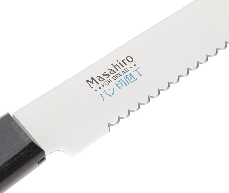 Trabajo Masahiro cuchillo de acero pan 11077 (jap?n ...