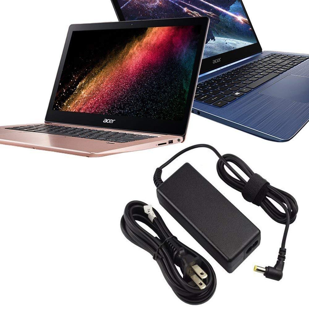 Amazon.com: 19V 3.42A 65W AC Adaptador/Cargador para Acer ...
