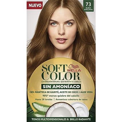 get cheap the best online for sale Soft Color Tinte No. 73, color Rubio Avellana: Amazon.com.mx ...