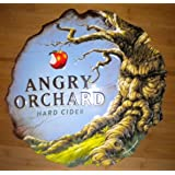 Angry Orchard Pub Sign XL- Style 2 Round