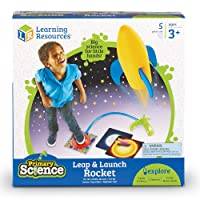 Deals on Learning Resources Primary Science Leap & Launch Rocket