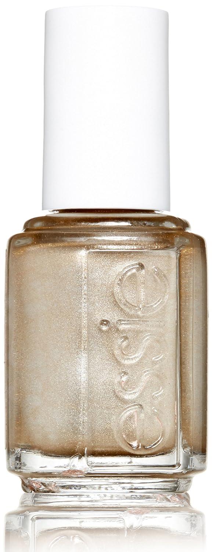Amazon.com : essie nail polish, good as gold, gold metallic nail ...