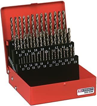 Facom 222A.TJ50 - JUEGO 50 BROCAS TALLADAS: Amazon.es: Bricolaje y herramientas