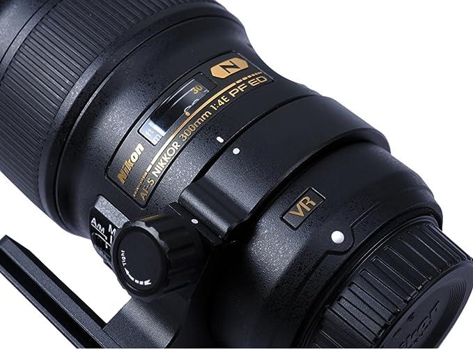 Ishoot Objektiv Stativanschlussring Für Nikon Rt 1 Kamera