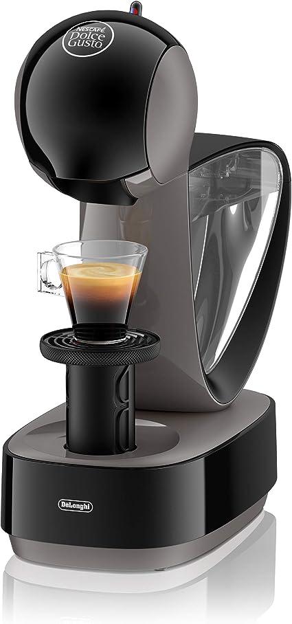 DeLonghi Dolce Gusto Infinissima EDG260.G - Cafetera de cápsulas, 15 bares de presión, color gris: Amazon.es: Hogar