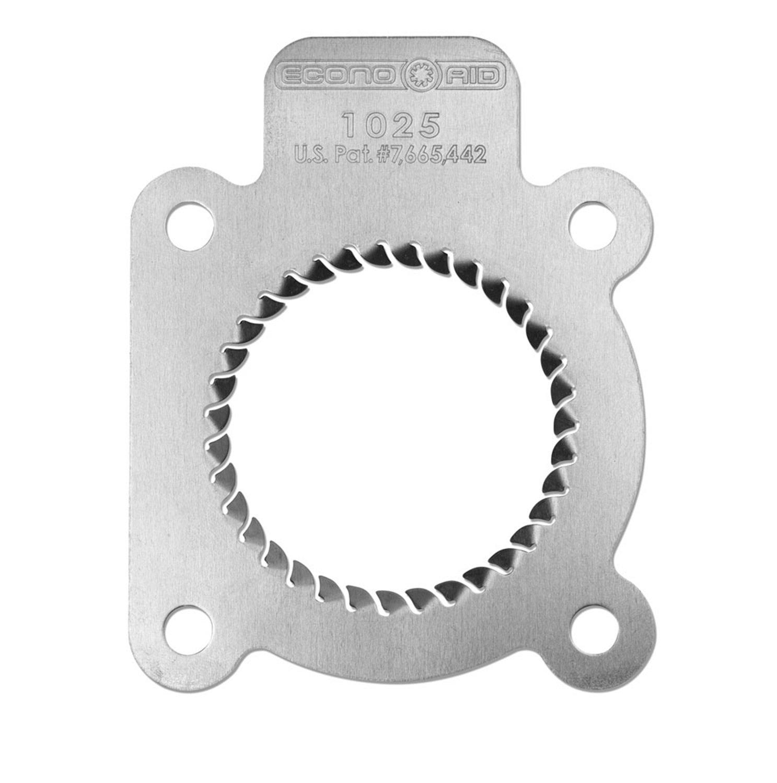 Econoaid 1012 Aluminum Throttle Body Spacer AIRAID AIR-1012