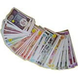 SaFaL Dummy Currency Kit with Activity Manual (Multicolour)