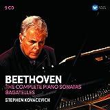 Beethoven: The 32 Piano Sonatas, Bagatelles