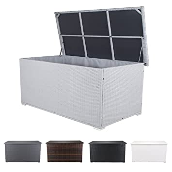 Sehr Miweba Grande XXL Auflagenbox Kissenbox 950L Gartentruhe Box NW83