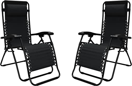 Caravan Canopy 80009000052 Sports Infinity Zero Gravity Chair 2 Pack