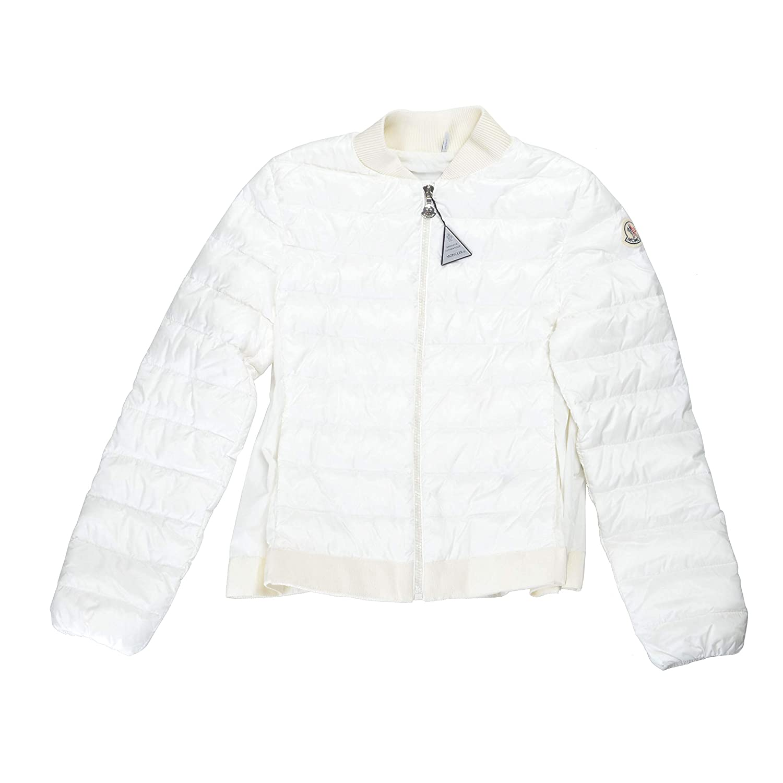 Amazon.com: Moncler Girls KAMELIE White Down Wondbreaker ...