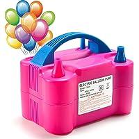 MTKD ® Inflador Eléctrico de Globos, Bomba electrica