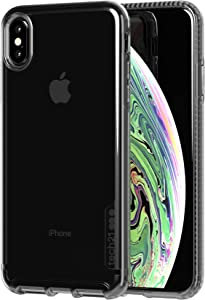 tech21 Pure Tint Phone Case for Apple iPhone Xs Max - Carbon