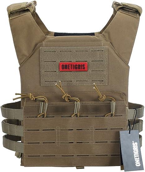 Gilet Laser Cut Carrier
