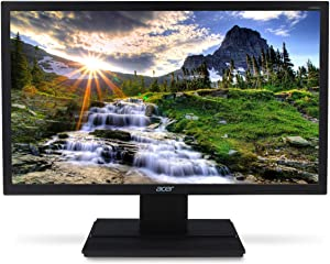 "Acer V206HQL Abd 19.5"" HD+ (1600 x 900) TN Monitor (DVI & VGA Port)"