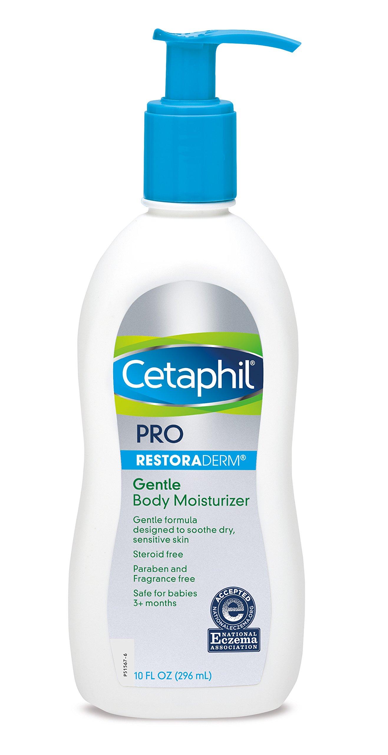 Amazon Com Cetaphil Restoraderm Skin Restoring Body Wash