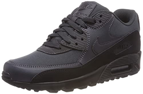 separation shoes e800c c003d NIKE Men s Air Max 90 Essential Gymnastics Shoes, (Black Anthracite 009),