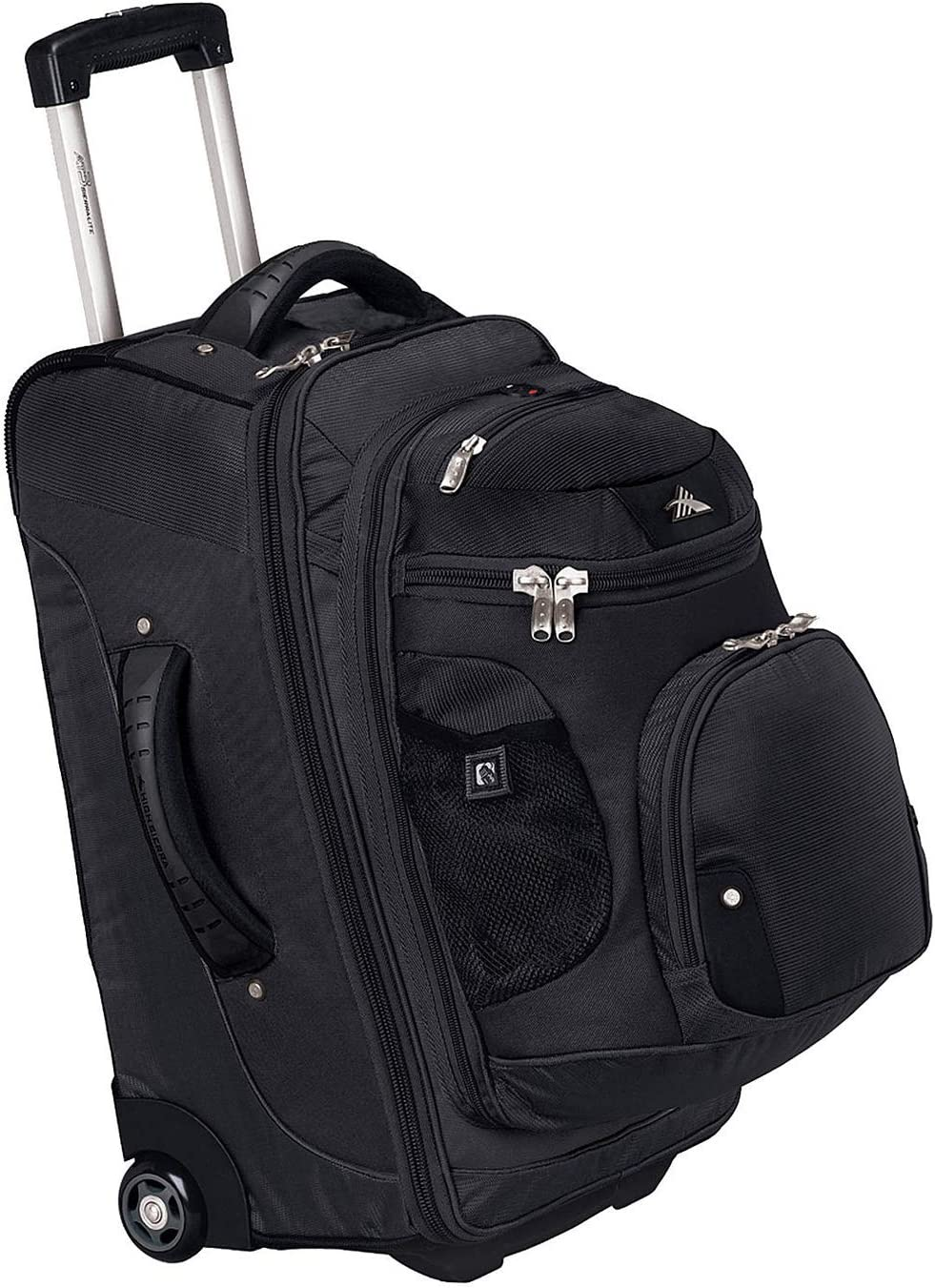 The High Sierra AT3 Carry-On Wheeled Backpack travel product recommended by Tracy Anderson on Lifney.