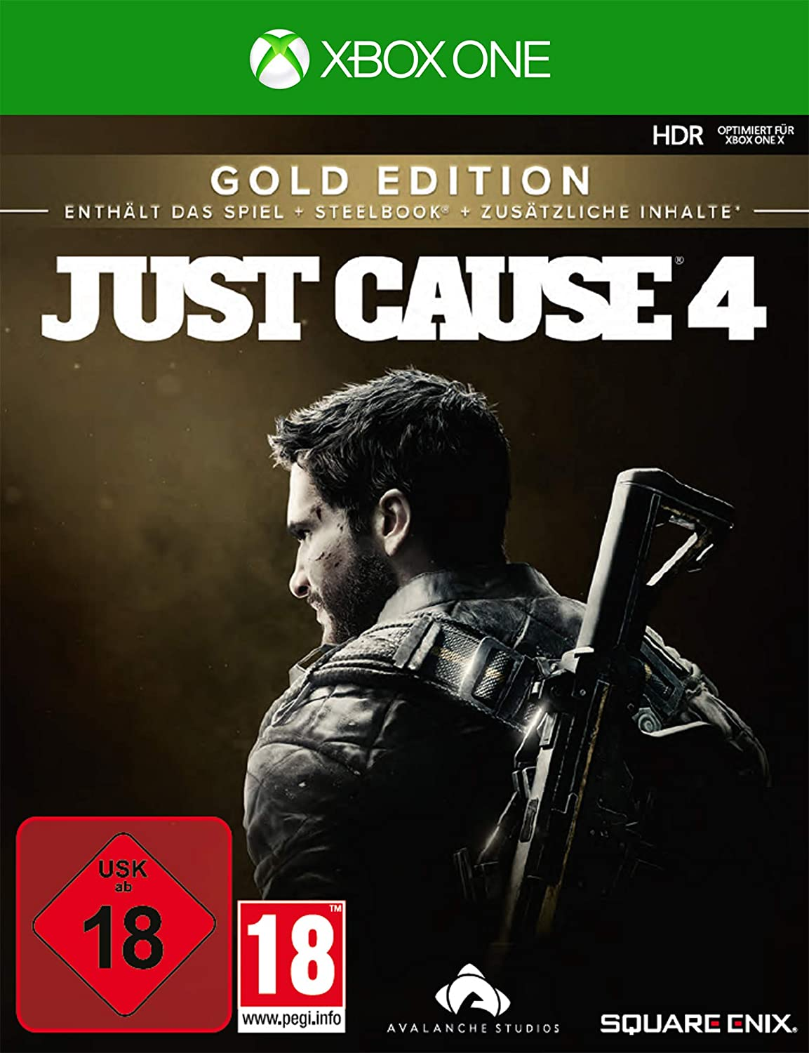 Just Cause 4 - Gold Edition - Xbox One [Importación alemana ...