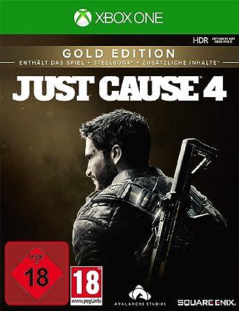 Just Cause 4 - Gold Edition - Xbox One [Importación alemana ...