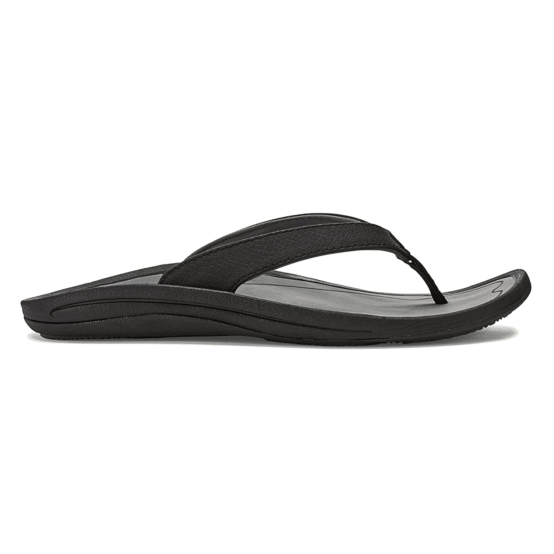 SchwarzPflaster Olukai Sandale