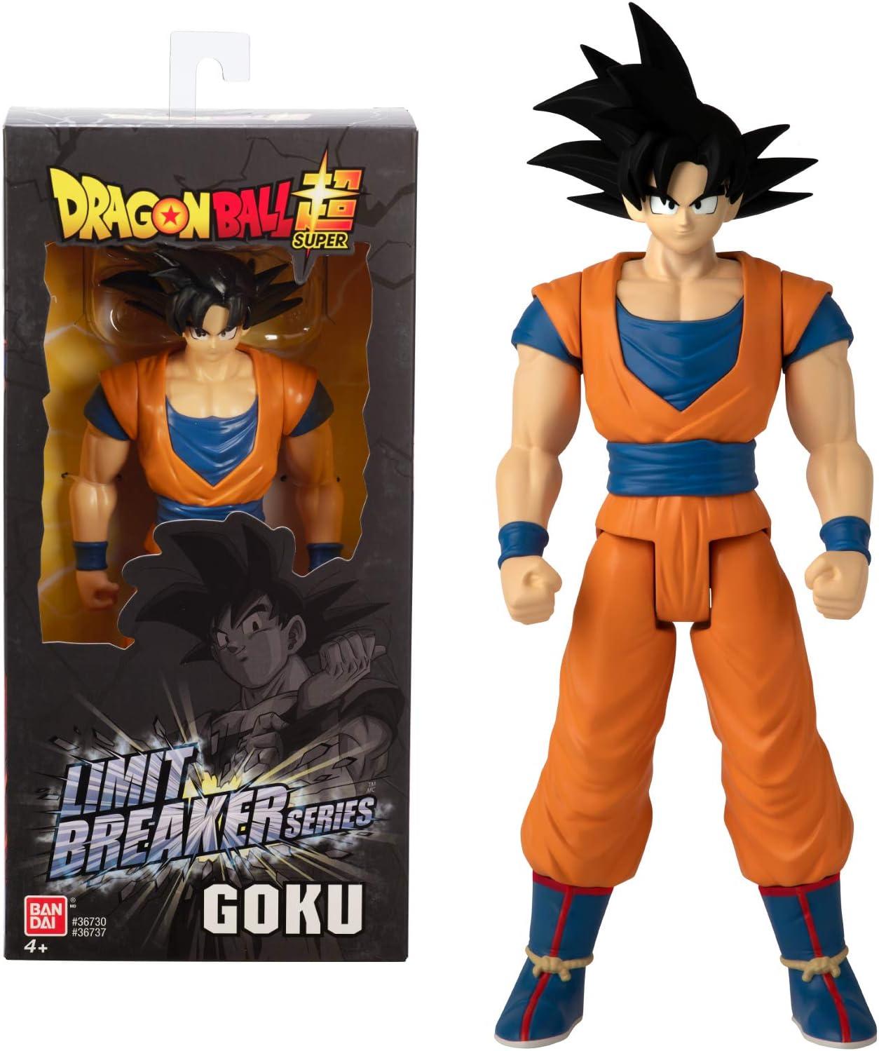 Dragon Ball - Figura Limit Breaker GOKU