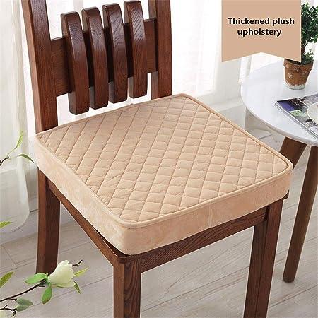 YDMR Antisdrucciolo Cuscini per sedie da Giardino Removibile