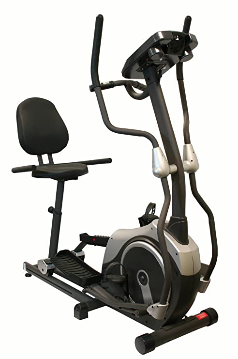 Amazon.com : LifeGear Power 3 in 1 Elliptical Bike : Elliptical Trainers : Sports & Outdoors