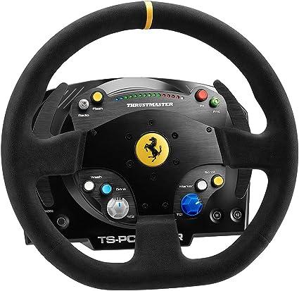 Thrustmaster - Volante TS-PC Racer Ferrari 488 Challenge Edition (PC): Amazon.es: Informática