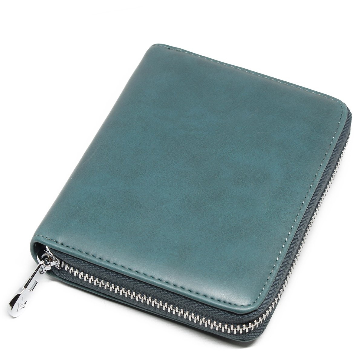 imeetu 24-slots Card Holder Case with RFID Blocking Leather Wallet