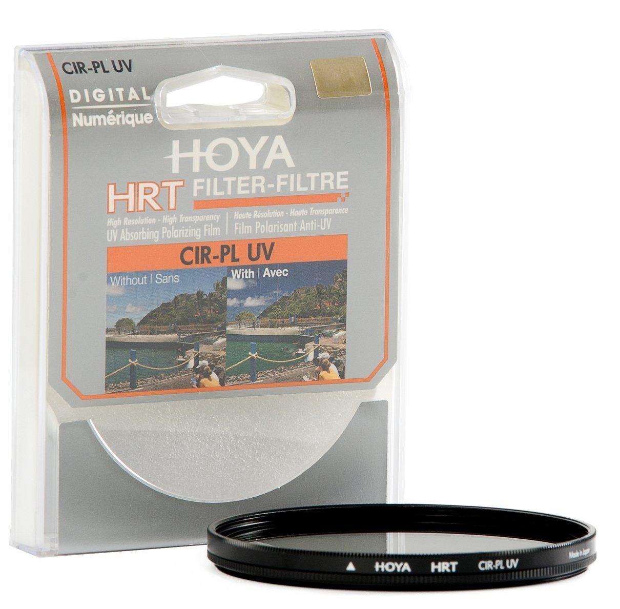 montura Slim. Hoya filtro HMC polarizador circular de 77mm