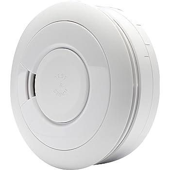 Rauchmelder (z.B. von Ei Electronics) sind in Häusern und Wohnungen essenziell.