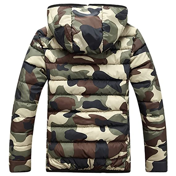 Amazon.com: 2019 Warm Style Winter Jacket Men Camouflage Soft Shell Mens Jackets and Coats Chaquetas Hombre New Veste Manteau Blouson Homme Men Coat Army ...