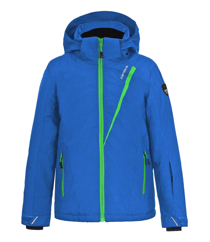 Icepeak Kinder Skijacke Schneejacke Winterjacke Hunter Jr. 2-50 045 839, Farbe:Blau, Größe:176, Artikel:-350 royal blue