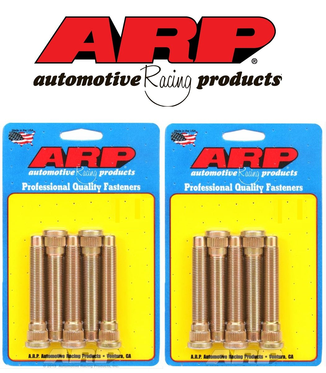 ARP Front Wheel Stud Kit For 2005+ Ford Mustang (Set of 10)