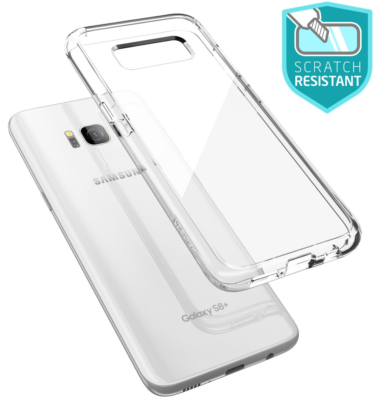 Galaxy Note 4 Case scratch Resistant I-blason Halo Series Hybrid Clear...