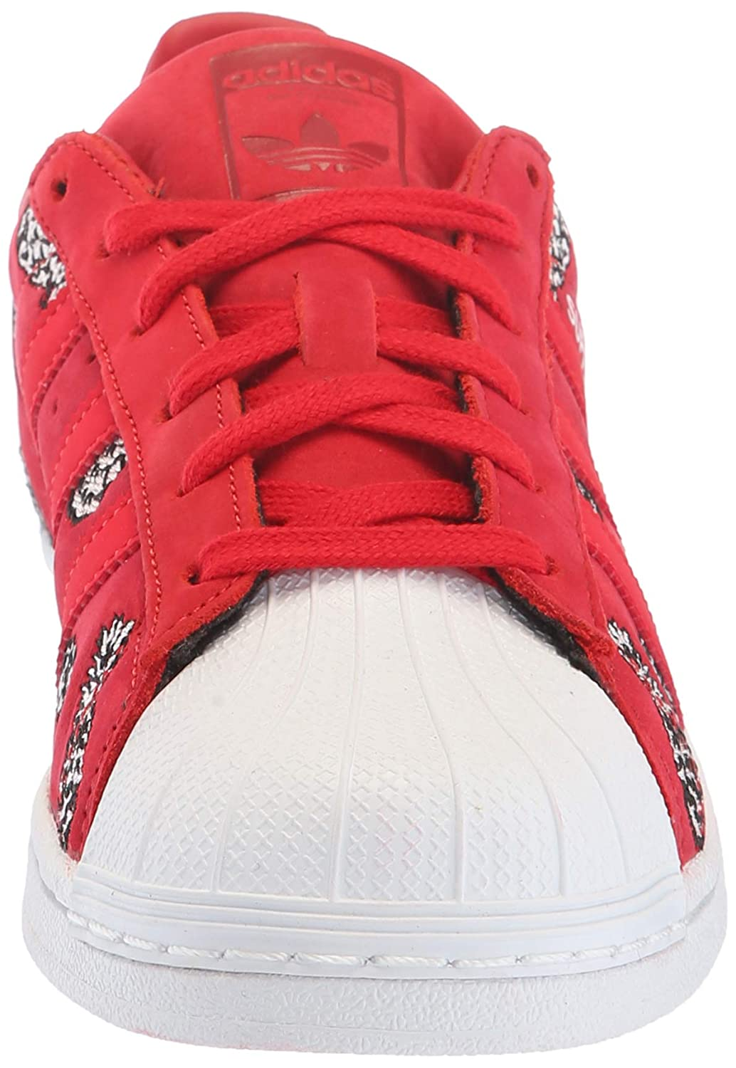 Adidas-Superstar-Women-039-s-Fashion-Casual-Sneakers-Athletic-Shoes-Originals thumbnail 3
